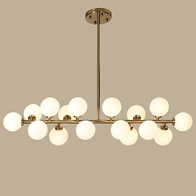 Lámparas Araña Luz Ambiente - Los diseñadores, 110-120V / 220-240V Bombilla incluida / G4 / 20-30㎡