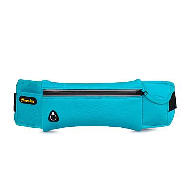 Pochete Bolsa Celular Bolsa de cinto para Ciclismo Corrida Viajar Bolsas para EsporteMultifuncional Telefone Fechar corpo Leve Anti-Roubo