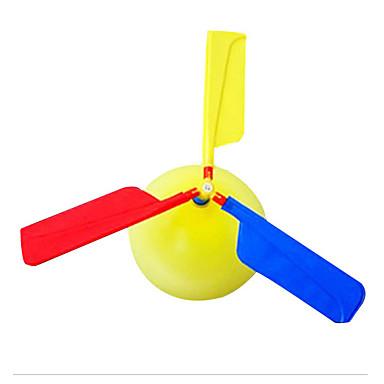 גאדג'ט מעופף כדורים בלונים מסוק צעצועים כלי טיס מסוק מתנפח Party פלסטי חתיכות