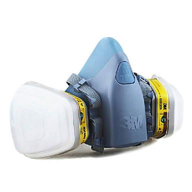 3m-7502-6003 anti-gassmasker organisk syre gass damp aktivert karbon masker