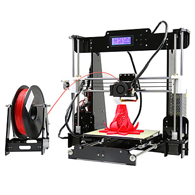 Anet A8 High Precision HQ FDM Desktop DIY 3D Printer