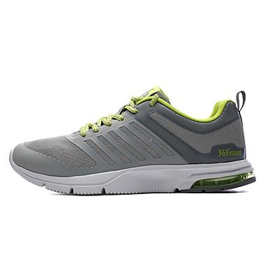 361° Chaussures de Course Respirable Ultra léger (UL) Matelas Gonflable Grille respirante Similicuir Course