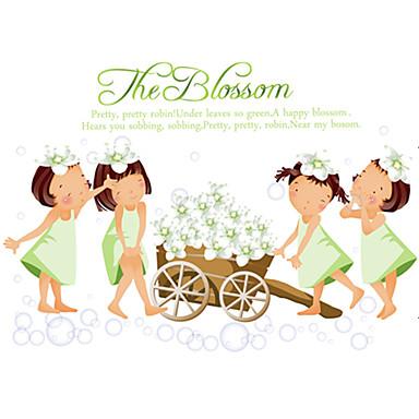 Botanique / Mots& Citations / Romance / Nature morte / Mode / Floral / Vacances / Paysage / Personnes / Loisir Stickers murauxStickers