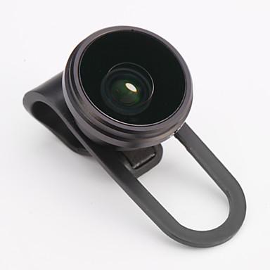 skina cp-38 no rincón oscuro 0,38 × súper gran angular + 13 × marco len para el smartphone fotografía
