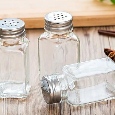 1 Kjøkken Plastikk Glass Bøsser & Kverner