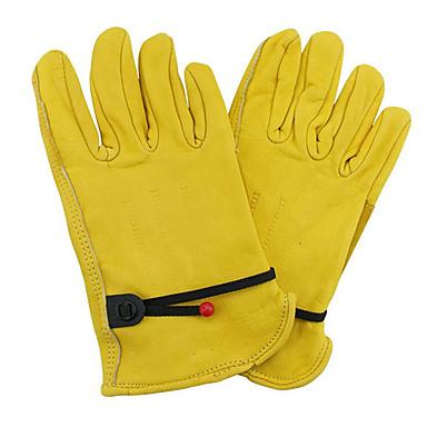 seule palme gato main droite glissement difficile gants en cuir résistant