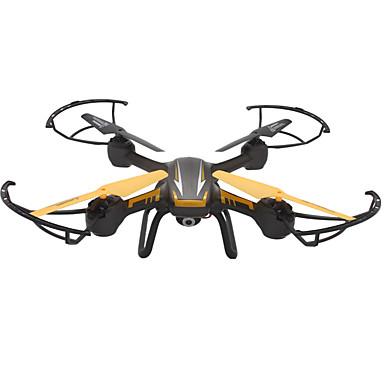 Drone FPV TM107 4CH 6 Eixos 2.4G Com Câmera Quadcóptero RCFPV / Iluminação De LED / Modo Espelho Inteligente / Vôo Invertido 360° /