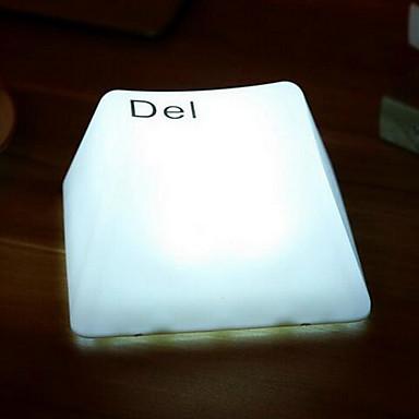 (Del) modèle de clavier nightlight