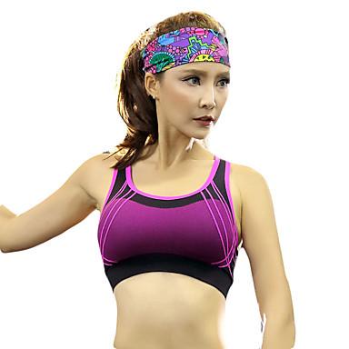 Yoga Undertøy Fort Tørring Pustende Komprimering Elastisk Drakter Yoga & Danse Sko Løp Dame