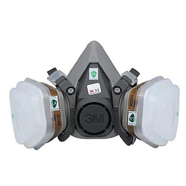 industriais de proteção máscaras de gás pó (material: borracha&plásticos; substituição: cartuchos, filtros de algodão)