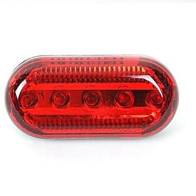 Sykkellykter Baklys til sykkel LED - Sykling Enkel å bære Advarsel LED Lys Annen 10 Lumens Sykling