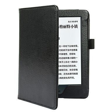 Capinha Para Amazon Kindle Cobertura Traseira Capa de Corpo Inteiro Folio Auto Dormir/Despertar Capa À Prova de Choque Capa Proteção