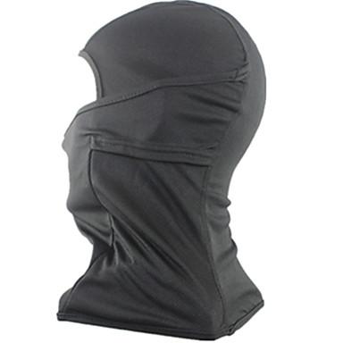 sort farve andet tilbehør materiale beskyttelse beskyttende cykling maske