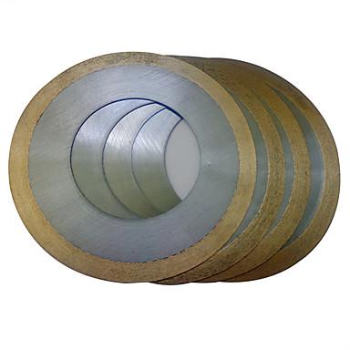 magneetit tarkkuus keraaminen uritettu terä 76,2 * 0,3 * 40