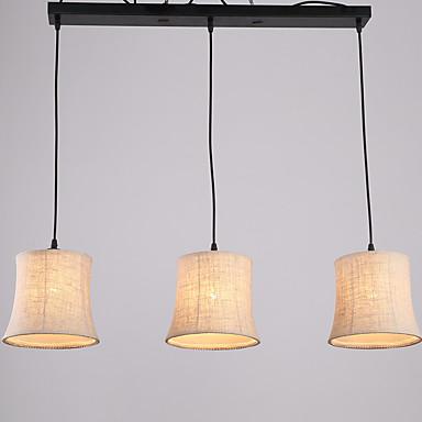 Riipus valot ,  Moderni Maalaus Ominaisuus for Minityyli Metalli Ruokailuhuone Kitchen Lastenhuone