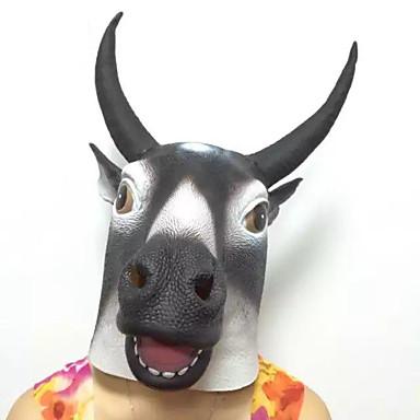voordelige Maskers voor de feestdagen-Halloweenmaskers Tauren polykarbonaatti Speeltjes Geschenk 1 pcs