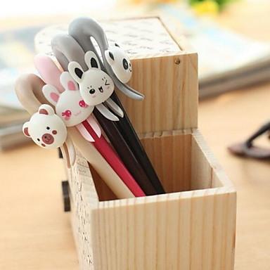 Pen Pen Gel Pennen Pen,Kunststof Vat Willekeurige Kleuren Inktkleuren For Schoolspullen Kantoor artikelen Pakje