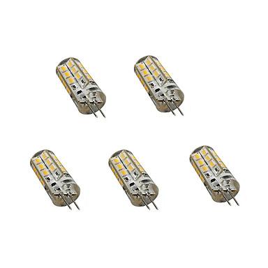 G4 Luminárias de LED  Duplo-Pin T 24LED leds SMD 2835 Decorativa Branco Quente Branco Frio 200lm 3000k/65000kK AC 220-240V