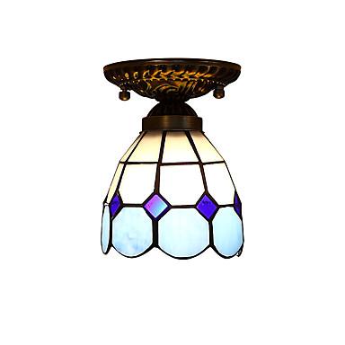 Tiffany LED Designer Unterputz Moonlight Für Wohnzimmer Schlafzimmer Küche Kinderzimmer Eingangsraum Korridor Garage Gelb 110-120V