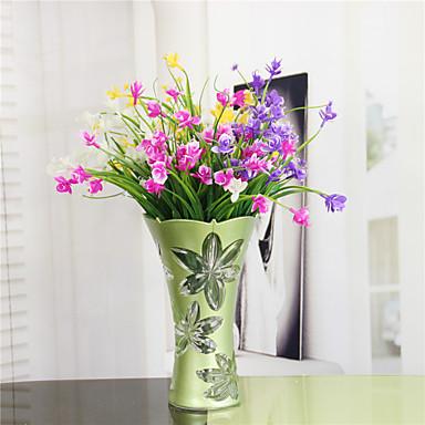 Keinotekoinen Flowers 1 haara Moderni tyyli Others Pöytäkukka