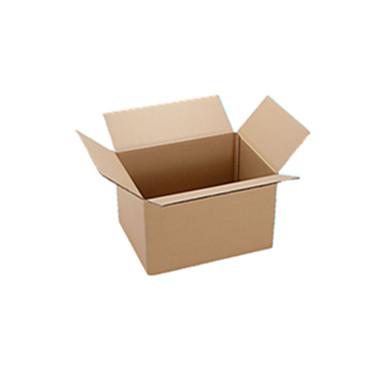 gul farge annet materiale emballasje& frakt 10 # tre lag mellomstore pakking kartonger en pakke med atten