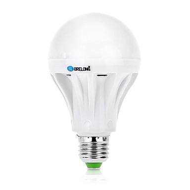 E26/E27 Lâmpada Redonda LED A60(A19) 30 SMD 2835 700 lm Branco Quente Branco Frio K Decorativa AC 220-240 V