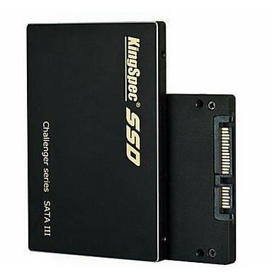 Kingspec Solid State Disk (SSD) 128GB SATA 3.0 (6 Gb / s)