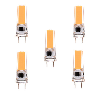 ywxlight® 5 stücke g8 2508 5 watt 350-450 lm führte bi-pin licht warmweiß kühlen weißen dimmbare 360 strahl winkel scheinwerfer ac 110-130 v ac 220-240 v