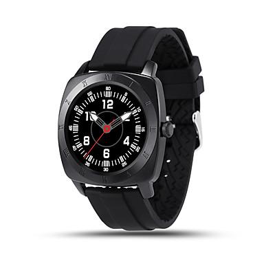 frequência cardíaca kimlink dm88 monitoramento relógio inteligente relógio de pulso - banda de silicone
