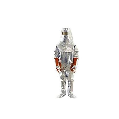 Aluminium Delta 19n Grad iinsulated coveralls 402.017 Anti-Strahlen-Schutzanzüge 1200 ℃ Hitzeschutzkleidung