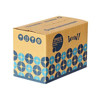gul farge annet materiale emballasje&frakt pakking kartonger en pakke med ti