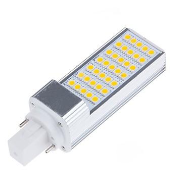 billige Elpærer-6.5 W LED-lamper med G-sokkel 750-800 lm E14 G23 G24 T 35 LED perler SMD 5050 Dekorativ Varm hvit Kjølig hvit 100-240 V 220-240 V 110-130 V / 1 stk. / RoHs