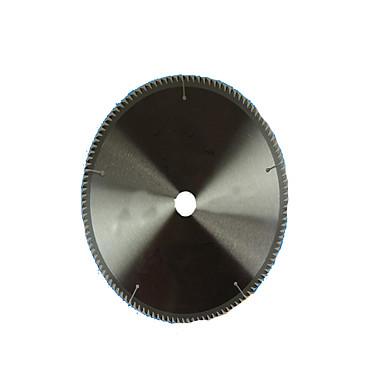 alumiinikarbidi sahanterää (10-tuumainen alumiiniseos terä 100t)