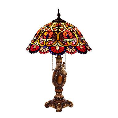 Stile Tiffany Pretezione per occhi Lampada da scrivania Per Resina 110-120V 220-240V
