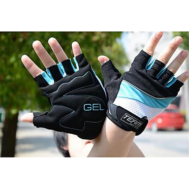 mannen en vrouwen zomer half vinger handschoenen fietsen motorfiets
