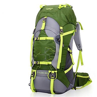 CREEPER 36-55L L mochila Mochilas de Escalada Pacotes de Mochilas Acampar e Caminhar Alpinismo Viajar Insulação de Calor Prova-de-Água Á