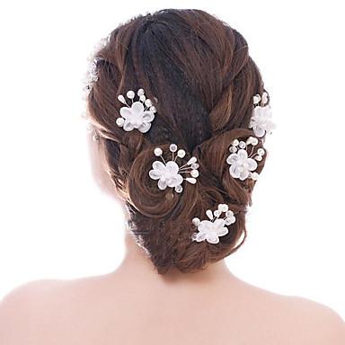 Hårspenner hår tilbehør Akryl Parykker Tilbehør Dame stk 1-5cm cm
