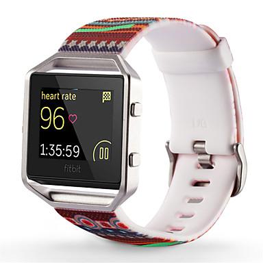Uhrenarmband für Fitbit Alta Fitbit Blaze Fitbit Flex Fitbit Sport Band Silikon Handschlaufe