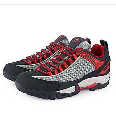 Sneakers-Tyl-Komfort-Herrer-Orange Rød Blå-Udendørs-Flad hæl