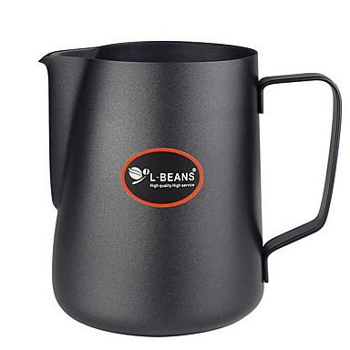 cup arte 600cc preta de alta qualidade colorido latte