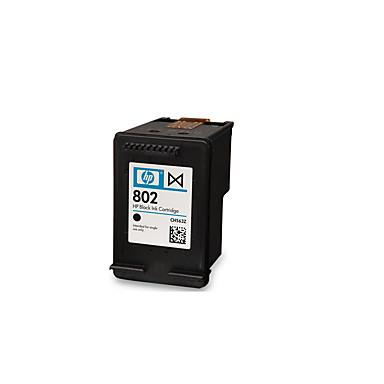 hp802 sorte patronen kapasitet for merke modeller deskjet1050 2050 1000 2000 1010 1510