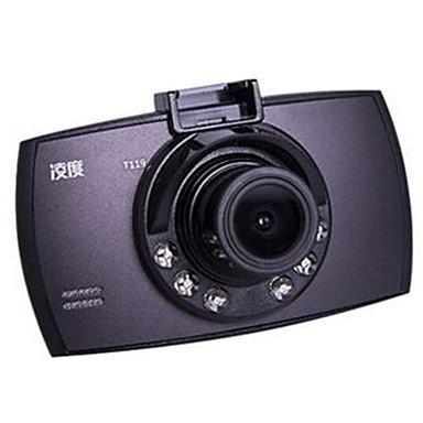leng graden T119 / dm650 rijden recorder mini compacte HD 1080p grote groothoek infrarood nachtzicht functie