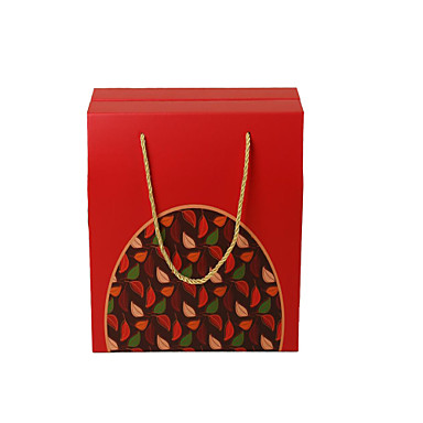 aangepast huwelijk draagbare box (een pak van 5), kunnen becustomized, grootte: 30 * 30 * 30 cm