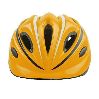 Kinderen Fietsen Helm 12 Luchtopeningen Wielrennen Recreatiewielrennen Wielrennen Schaatsen M: 55-58CM S: 52-55CM