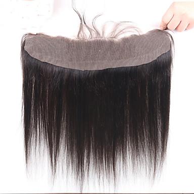 Suora 100% käsinsidottu Sveitsiläinen peruukkiverkko Aidot hiukset Vapaa Osa