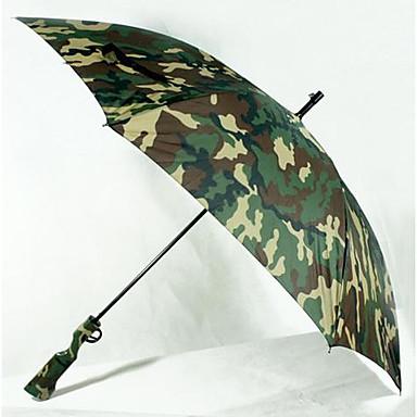 Pitkävartinen sateenvarjo Aurinkoinen ja sateinen Metalli