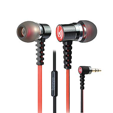 Beevo EM240 In het oor Bekabeld Hoofdtelefoons Dynamisch Muovi Mobiele telefoon koptelefoon Geluidsisolerende met microfoon Met