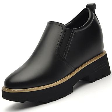 Sneakers-Syntetisk-Komfort-DamerFritid Sport-Platå