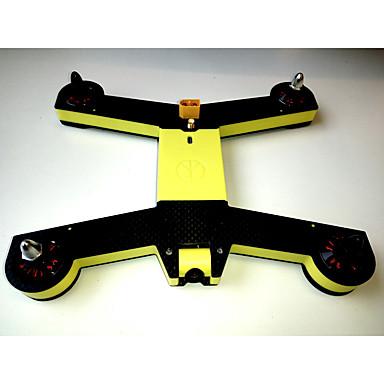 Drone FPV UNICRON 220 6CH 3 Akse 2.4G Fjernstyrt quadkopter FPV / HoverFjernstyrt Quadkopter / Fjernkontroll / 1 Batteri Til Drone /