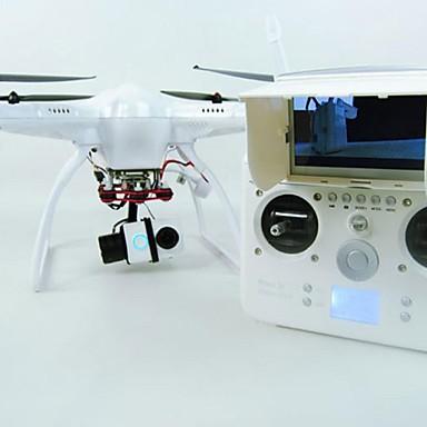 RC Drone MCFX-05 7KN 6 Akse 2.4G Med HD-kamera Fjernstyret quadcopter FPV En Knap Til Returflyvning Auto-Takeoff Fejlsikker Hovedløs